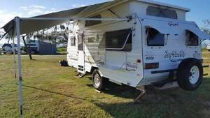 "1998 'GAZAL – Infinity' semi off Road (ATV) van – 17'6"" Maroochydore Maroochydore Area Preview"