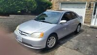 2001 Honda Civic SI Coupe (2 door) Must Sell
