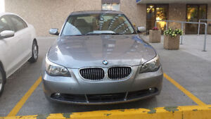 2007 BMW 5-Series 530i Sedan WITH EXECUTIVE PACKAGE