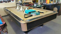 Black Crown Slate Pool Table *Canada Billiard+Delivery & Install