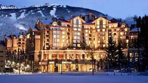Luxurious Two Bedroom - Westin Whistler