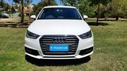 2016 Audi A1 8X MY16 Sport Sportback S tronic White 7 Speed Sports Automatic Dual Clutch Hatchback Hendon Charles Sturt Area Preview