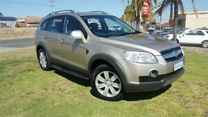 2009 Holden Captiva CG MY10 LX AWD Gold 5 Speed Sports Automatic Wagon Wangara Wanneroo Area Preview