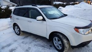 "2009 Subaru Forester Touring SUV, ""Excellent Condition"""