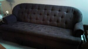 couch & matching loveseat