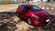 2013 Hyundai i30 GD2 MY14 Trophy Tropic Red 6 Speed Sports Automatic Hatchback Winnellie Darwin City Preview
