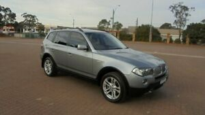 2007 BMW X3 E83 MY07 2.5SI Silver 6 Speed Auto Steptronic Wagon Condell Park Bankstown Area Preview