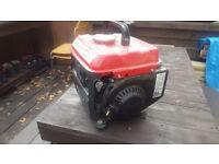 generator medusa compact 950 used but in good condition