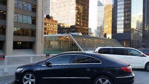 Black 2009 Volkswagen Passat CC - Luxury