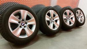 Pneus Hiver Dunlop RUNFLAT+MAGS! BMW X1 328i 335i 428i 528i 535i