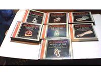SEVEN MARY ALLINGHAM 3CD BOX SETS-AUDIO BOOKS-MYSTERIES