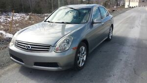 2005 Infiniti G35 Sedan Luxury NEW TIRES, NEW MVI, LOADED
