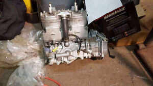 Arctic cat 1000 motor/apex power commander