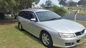 2005 Holden Commodore belina wagon Moruya Eurobodalla Area Preview