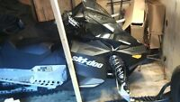 Showroom Cond. 2012 Skidoo Expedition Sport 550f For Sale