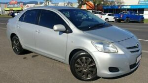 2008 Toyota Yaris NCP93R YRS Silver 4 Speed Automatic Sedan Bungalow Cairns City Preview