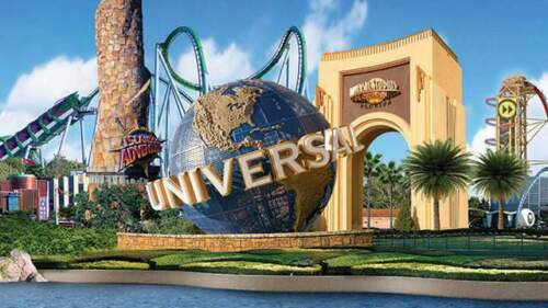 Universal Studios Orlando Florida Resort Ticket