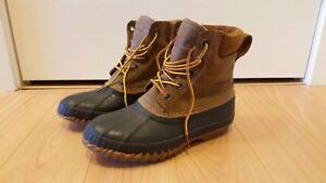 Like New Sorel Cheyenne winter boots 8.5 mens/10 womens