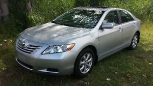 2007 Toyota Camry LE Sunroof