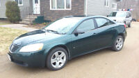 ***New Price***  2007 Pontiac G6 Sedan