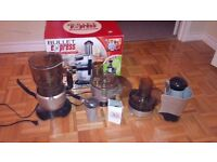 FOOD PROCESSOR Magic Bullet Express Trio with Juicer Machine BOXED UNUSED BARGAIN