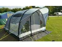 4/5 AIR TENT WITH ALMOST EVERYTHING YOU WILL NEED FOR HOLIDAYS.