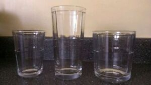 Set of 17 Drinking Glasses Kitchener / Waterloo Kitchener Area image 2