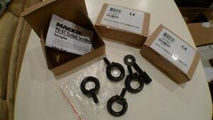 Mackie PA-A1 Eyebolt Kit 4 SRM 350/450 speakers w/ Quick Link