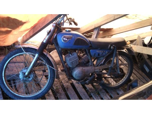 Used 1969 Kawasaki 120ss