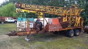 DRILL, MOBILE B61 HD EXPLORATION, GEOTECH or WATER WELL