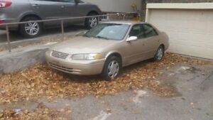 1998 Toyota Camry MINT MUST BE SOLD ASAP Leather