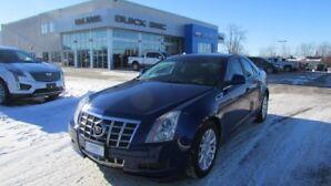 2013 Cadillac CTS Sedan Luxury / $255.00 Bi-weekly for 60 mths