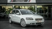 2007 Volvo V50 MY07 2.4 S White 5 Speed Auto Geartronic Wagon Bowen Hills Brisbane North East Preview