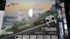 Xtreme Aerial QuadCopter Drone with HD recording Camera