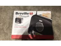 Radio toaster - Breville. Brand new and boxed