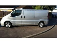 Renault traffic ll29 sport dci 2009/59 long mot