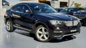 2015 BMW X4 Grey Automatic Wagon Sylvania Sutherland Area Preview