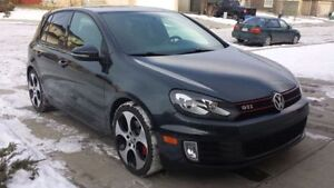 2010 Volkswagen GTI 4 Door - remote start / winter tires