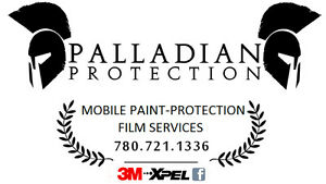 Mobile 3M/XPEL Paint Protection Film Install - $350 FULL FRONT Edmonton Edmonton Area image 1