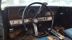 WANTED CHEV STEERING COLUMN FOR HOT ROD