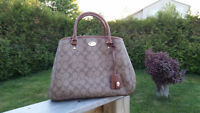 Brand new with Tags Beautiful Coach bag - Margot Mini Carryall