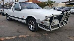 1991 Ford Falcon XF GL Ute White 3 Speed Automatic Utility Enfield Port Adelaide Area Preview