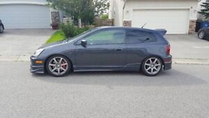 Honda Civic SIR EP3 K24 swapped 6 speed