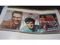 3 x NEW, STILL SEALED ELVIS PRESLEY FILM DVD'S