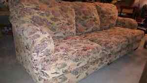 "Comfy Couch, Great condition About 81"" long Super comfy and well"