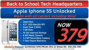Back To School - Apple Iphone 5S Unlocked
