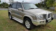 Got a Deposit? Then why not Finance this Suzuki Grand Vitara? Westcourt Cairns City Preview