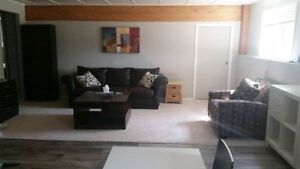 ** SEP 1st - Furnished 2 Bedroom Suite for Single Mom/Females