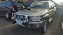 2008 Nissan Patrol GU VI ST (4x4) Gold 4 Speed Automatic Wagon Medindie Walkerville Area Preview