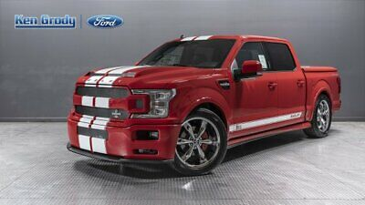 2019 Ford F-150 SHELBY SUPERSNAKE | RACE RED 2019 Ford F-150 SHELBY SUPERSNAKE | RACE RED